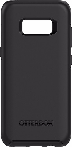 Otterbox Symmetry Samsung Galaxy S8 Back Cover Black Main Image