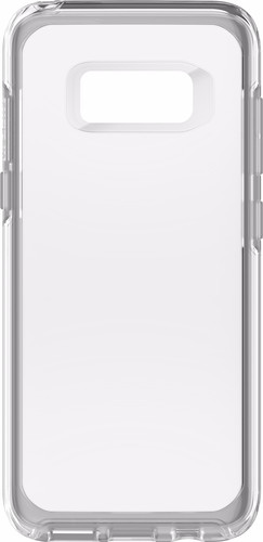 OtterBox Symmetry Clear Galaxy S8 Back Cover Transparent Main Image