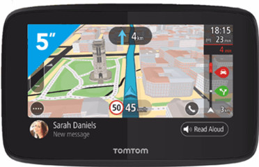 TomTom GO 520 World Main Image