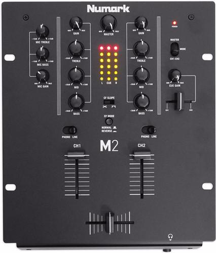 Numark M2 Zwart Main Image