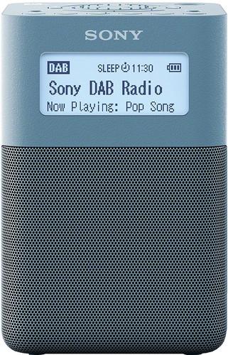 Sony XDRV20D Blue Main Image