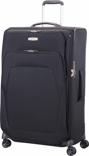 Samsonite Spark SNG Expandable Spinner 79cm Black Main Image