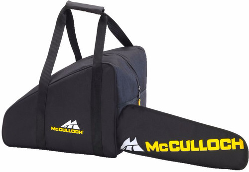 McCulloch Protective Bag Chainsaw Main Image