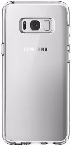 Spigen Ultra Hybrid Samsung Galaxy S8 Plus Back Cover Transparant Main Image