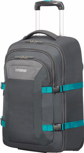 American Tourister Road Quest 15.6 '' Gray / Turquoise Main Image