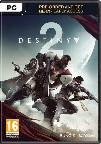 Destiny 2 pc Main Image
