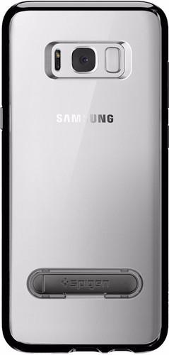 release date: aa98a 4d69b Spigen Ultra Hybrid S Galaxy S8 Plus Back Cover Zwart
