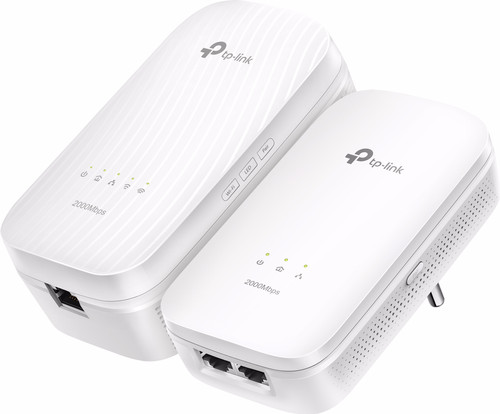 TP-Link TL-WPA9610 WiFi 2,000Mbps 2 adapters Main Image