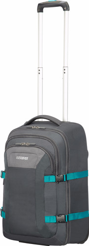 052b8e312 American Tourister Road Quest 15.6 '' Gray / Turquoise