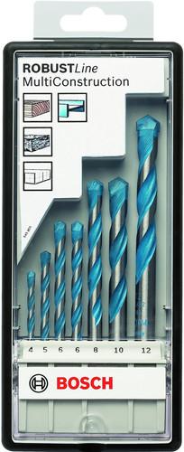Bosch 7-piece Universal Robust Line Boring Set Main Image