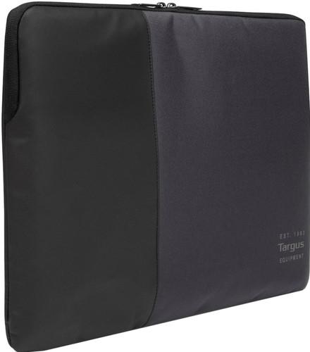 "Targus Pulse Laptop Sleeve 14"" Grijs/Zwart Main Image"