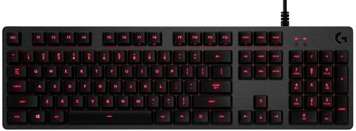 Logitech G413 Mechanical Gaming Keyboard Zwart QWERTY Main Image