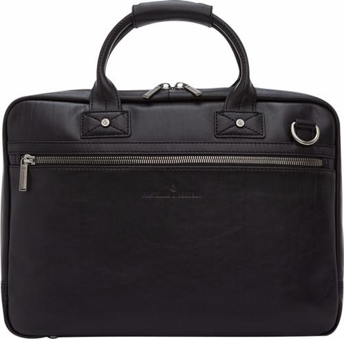 Castelijn & Beerens Firenze Laptop Bag 15.6'' Black Main Image