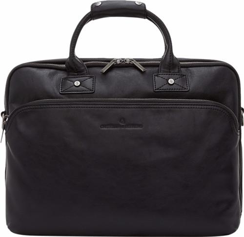 Castelijn & Beerens Deluxe Laptop Bag 15.6'' Black Main Image