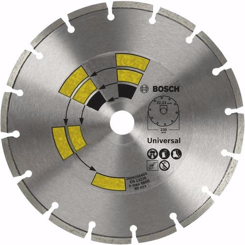 Bosch Diamantschijf Universeel 230 mm Main Image