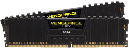 Corsair Vengeance LPX 8 GB DIMM DDR4-2400 2 x 4 GB Main Image