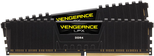 Corsair Vengeance LPX 8GB DIMM DDR4-2400 2x4GB Main Image