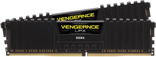 Corsair Vengeance LPX 8GB DDR4 DIMM 2133 MHz (2x4GB) Main Image