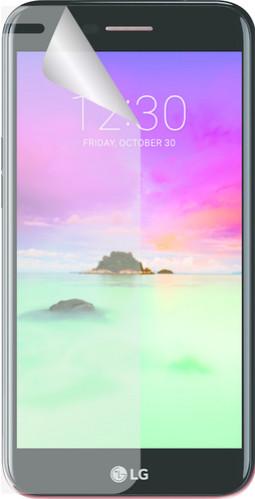 Azuri LG K10 (2017) Screenprotector Plastic Duo Pack Main Image