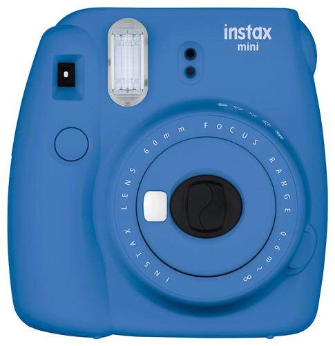 Fujifilm Instax Mini 9 Cobalt Blue Main Image