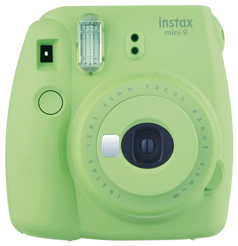 Fujifilm Instax Mini 9 Lime Green Main Image