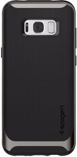 superior quality 6b51d 8f5d8 Spigen Neo Hybrid Samsung Galaxy S8 Plus Back Cover Grijs - Coolblue ...