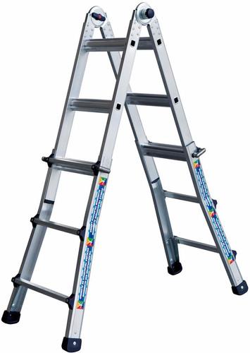 Skyworks Telescopic Folding Ladder 4 x 4 Main Image