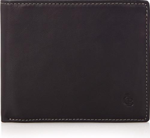 Castelijn & Beerens Billfold 11 Credit cards Black Main Image