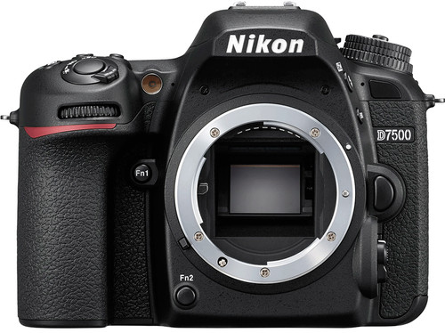Nikon D7500 Body Main Image