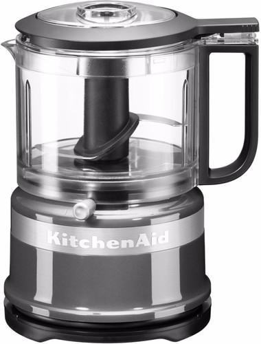 KitchenAid 5KFC3516ECU Zilver Main Image