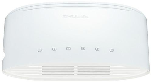 D-Link DGS-1005D 5-Port Gigabit Switch Main Image
