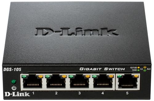 D-Link DGS-105 Main Image
