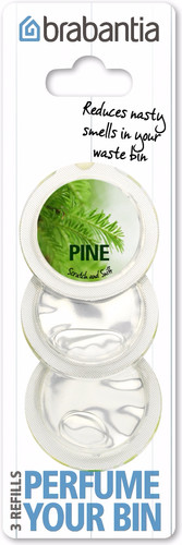 Brabantia Refill Caps Pine (Set of 3) Main Image
