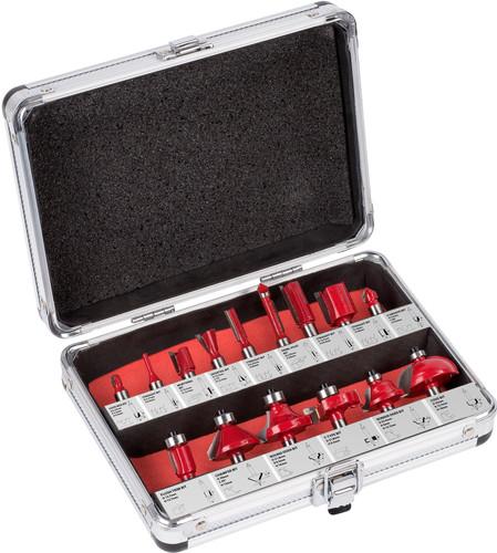 Powerplus 15-piece Cutter Set KRT060185 Main Image