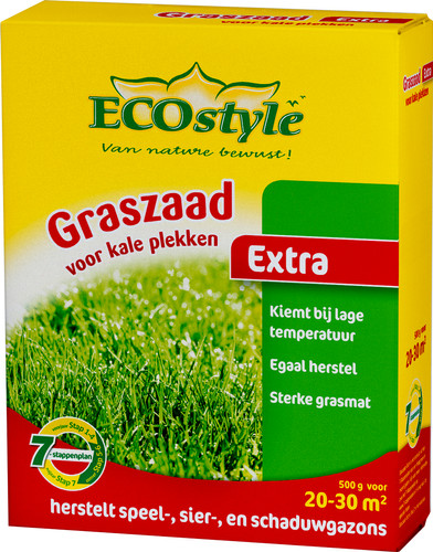 ECOstyle Grass seed Extra 500g Main Image