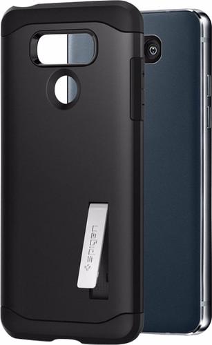 Spigen Slim Armor LG G6 Back Cover Zwart Main Image