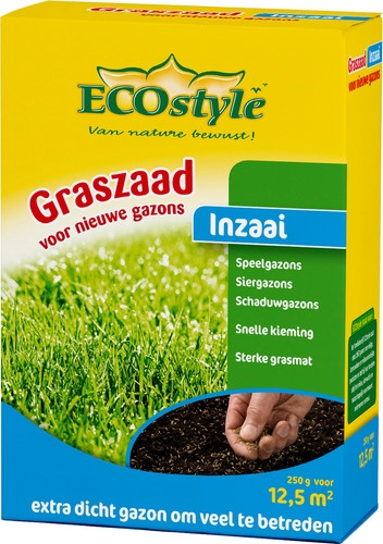 ECOstyle Grass seed Sow 250g Main Image