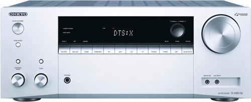 Onkyo TX-NR575E Zilver Main Image
