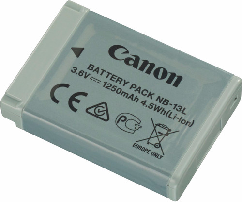 Canon NB-13L Main Image