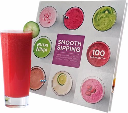 Nutri Ninja Receptenboek Smooth Sipping Main Image
