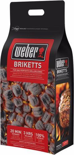Weber Briketten 8 kg Main Image