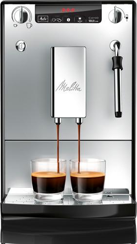 Melitta Caffeo Solo & Milk Silver/Black Main Image