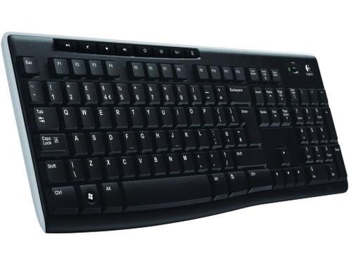 Logitech K270 Wireless Keyboard QWERTY Main Image