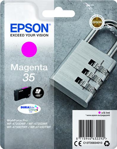 Epson 35 Magenta (C13T35834010) Main Image