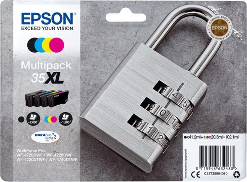 Epson 35XL Multi-pack (C13T35964010) Main Image