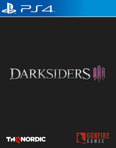 Darksiders III PS4 Main Image