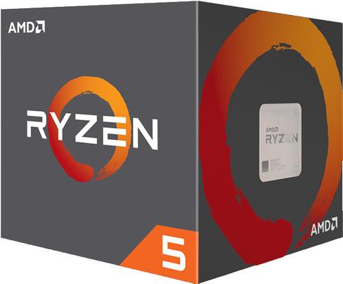 AMD Ryzen 5 1600 Main Image