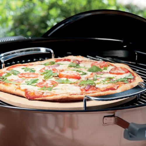 Weber Pizzasteen Gbs.Weber Gbs Pizzasteen