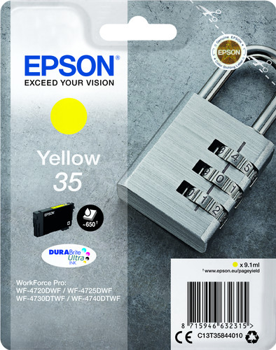 Epson 35 Yellow (C13T35844010) Main Image