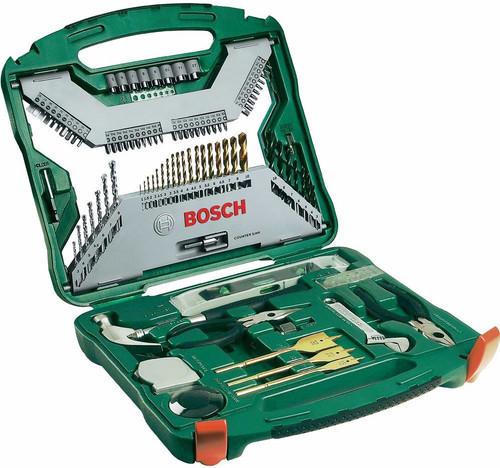 Bosch X-Line 103-delige accessoire set 'Titanium Plus' Main Image